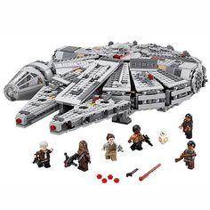 Star Wars Millennium Falcon Space Ship Toy
