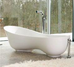 Sexy Bathtub Alert by Victoria + Albert