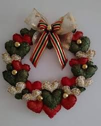 Resultado de imagem para como fazer bolas de natal de croche