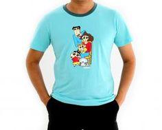 Bagustore   Crayon Shin Chan T-Shirt 810-2052-1-38