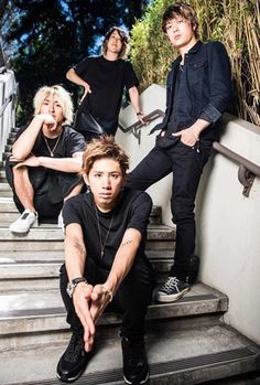 An evening in LA with One Ok Rock by Grizzlee Martin – Number One One Ok Rock, Rock Band Photos, Band Pictures, Shakira, Band Photography, Portraits, Portrait Poses, Korean Star, Pop Punk