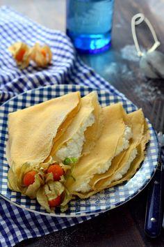 Palacsinta barnarizs-lisztből készítve - Kifőztük