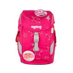 De fedeste Ergobag Mini CinBearella børnehaverygsæk pink stars   til Rygsække i fantastisk kvalitet
