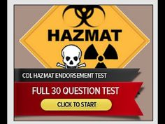 Oklahoma hazmat endorsement