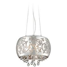Shop the Modern Mix Collection at Lamps Plus - Create a stylish living room with modern furniture and lighting. Etched Glass, Glass Etching, Glass Pendant Light, Glass Pendants, Kitchen Lighting, Light Fixtures, Chandeliers, Ceiling Lights, Crystals