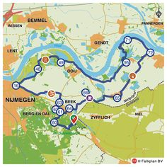 Camper, Walking Routes, Travel Around, Netherlands, Holland, Places To Go, Cycling, Road Trip, Hiking