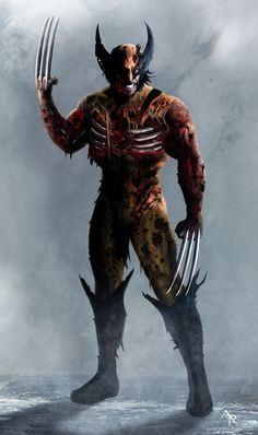 Wolverine- Aldo Requena