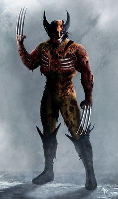Wolverine- Aldo Requena