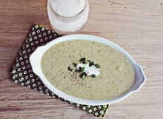 Recipe : Baked Potato  Broccoli Cheddar Soup