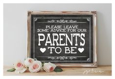 Instant 'Please leave some advice for the Parents To by JoJoMiMi