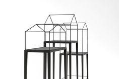 Home Shelves consoles mise en valeur par Artem Zigert