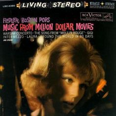 Arthur Fiedler, Boston Pops – Music From Million Dollar Movies (1960)