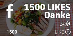 !! 1.500 Likes !!  Wir sagen GRAZIE!   Salo Restaurant & Pizzeria  www.salomuenchen.de #Salo #Restaurant #Pizzeria #Muenchen #Schwabing #Pizza #Pasta #Eventlokation #Bar #Placetobe
