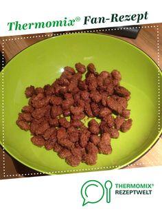 Gebrannte Mandeln von Ivonsche. Ein Thermomix ® Rezept aus der Kategorie Backen süß auf www.rezeptwelt.de, der Thermomix ® Community.