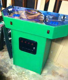 Pedestal kit | Project Arcade | Pinterest | Arcade, Video games ...