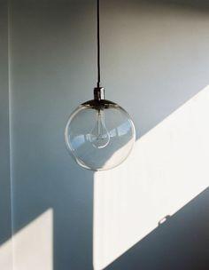 kugel glaskugel lampen deckenlampen simpel