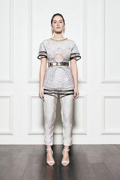 Susanna Carolina Dunn Final Collection: 2013 NTU Graduate Fashion Knitwear Design