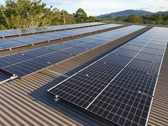 Horse Ranch, Solar Power System, Solar Panels, Commercial, Horses, Outdoor Decor, Design, Sun Panels, Solar Energy System