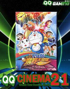 Nonton Online Bioskop Doraemon the Movie: Nobita's New Great Adventure Subtittle Indonesia Adalah Situs Nonton Fi. Dramas Online, Greatest Adventure, Doraemon, Cinema, Film, Youtube, Movies, Movie, Film Stock