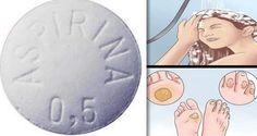 9 utilizari surprinzatoare ale aspirinei