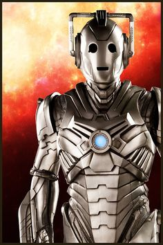 The Cybermen were originally human beings, but gradually they replaced their weak mortal flesh with metal and plastic. In the process they lost their compassion, along with all other emotions. O Flash, Bbc One, Bad Wolf, Time Lords, Dr Who, Tardis, Mad Men, Science Fiction, Iron Man