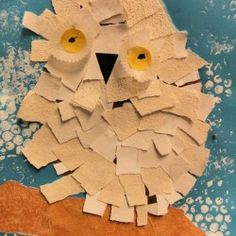 The best winter art for toddlers! Melted snowman art projects, torn paper snowy owls, cookie cutter painting, icicle dripping and tons of other arts and crafts for 2 year olds. Winter Art Projects, Winter Crafts For Kids, Crafts For Kids To Make, Art For Kids, Art Children, Kids Diy, Kindergarten Art, Preschool Crafts, Sensory Art
