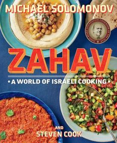 Cover image for Zahav : a world of Israeli cooking