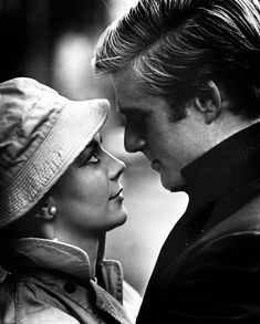 This property is condemned: Natalie wood and Robert Redford