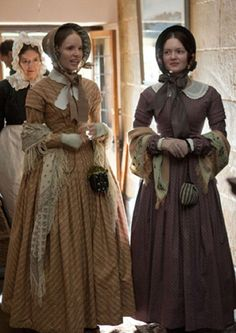 Image result for bronte sisters costume