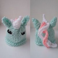 Innocent Smoothies Big Knit Hat Patterns - Unicorn Basic Knitting for Beginners So, you-ve decided i Unicorn Knitting Pattern, Animal Knitting Patterns, Christmas Knitting Patterns, Loom Knitting, Hat Patterns, Crochet Patterns, Free Knitting, Baby Knitting, Loom Hats