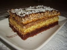 Healthy Desserts, Dessert Recipes, Romanian Food, Something Sweet, Banana Bread, Caramel, Ice Cream, Sweets, Homemade