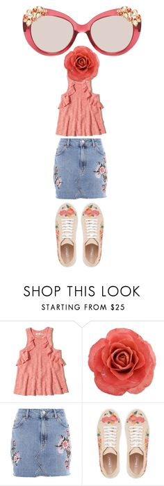 """""""Untitled #5363"""" by bellagioia ❤ liked on Polyvore featuring Hollister Co., NOVICA, Topshop and Jimmy Choo"""