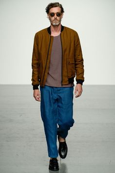 Oliver Spencer Spring/Summer 2018 Menswear