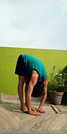 Happy International Yoga Day, Gym Men