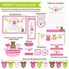 Invitaciones De Baby Shower Otras Categorias Mercadolibre Mexico