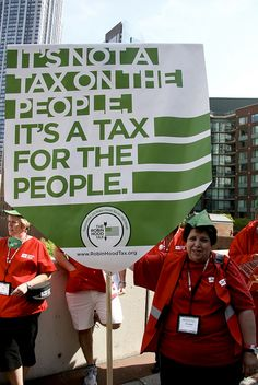 Nurses United for the Robin Hood Tax in Chicago (0512_SNA_M18_1663 by National Nurses United, via Flickr)