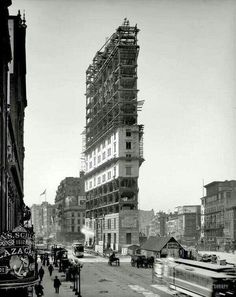 Times Square, New York 1903