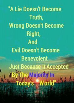 World may change, but basic Human & Universal Values would never change....