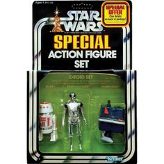 Star Wars: Jumbo Kenner Droid 3-Pack Exclusive