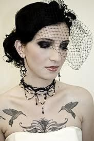 Real Gothic beauty