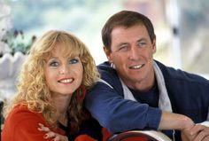 Liza Goddard as Philippa Vale and John Nettles as Bergerac. The chemistry between these two characters was superb.