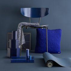 ferm living wallpaper dark blue - Google meklēšana