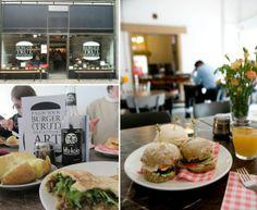 De lekkerste hamburgers eet je bij Burgertrut in Rotterdam!