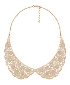 Floral Collar Necklace | FOREVER21 -