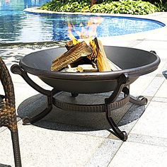 Improvements Ashland Fire Pit