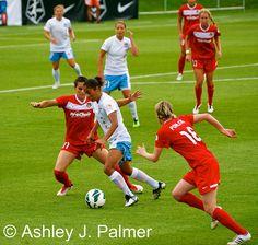 Washington Spirit vs Chicago Red Stars by Ashley J. Palmer, via Flickr