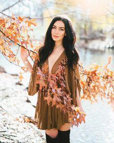 Bethany Ciotola (@bethanyciotola) • Instagram photos and videos Fall Senior Portraits, Cover Up, Bohemian, Photo And Video, Instagram, Dresses, Videos, Style, Photos