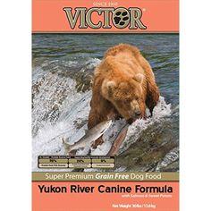 Victor Yukon River Salmon Sweet Potato Grain Free Hypoallergenic Dog Food 30 lbListed for charity Dog Training School, Dog Training Pads, Yukon River, Salmon And Sweet Potato, Hypoallergenic Dog Food, Grain Free Dog Food, Dog Itching, Dog Dental Care, Dog Food Storage
