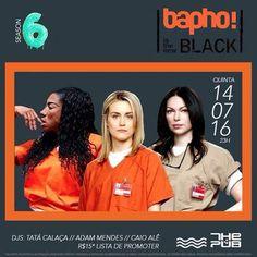 #VEJA The Pub: Bapho! is The New Black #agenda @paroutudo via ParouTudo http://ift.tt/29KFsZA #Raynniere #Makepeace