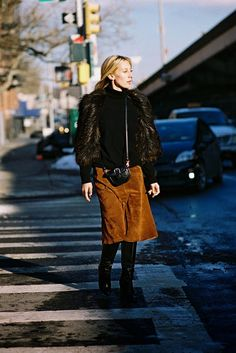 Vanessa Jackman: New York Fashion Week AW 2015....Before Marc by Marc Jacobs